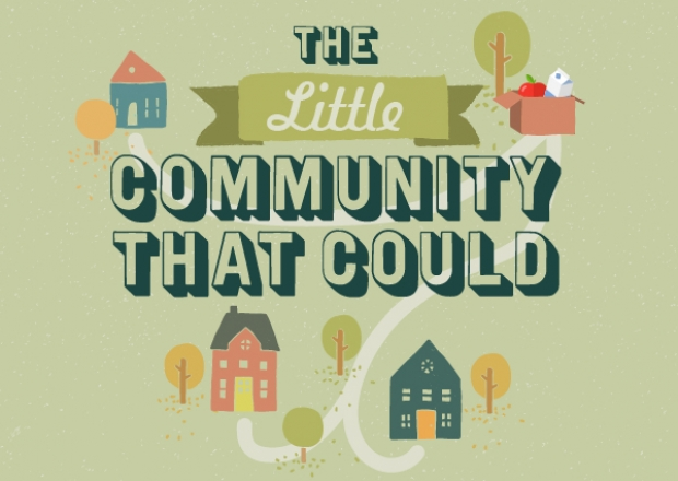 THE LITTLE COMMUNITY THAT COULD