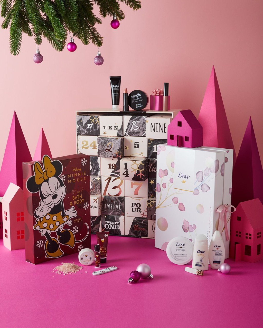 Superdrug Advent Calendars
